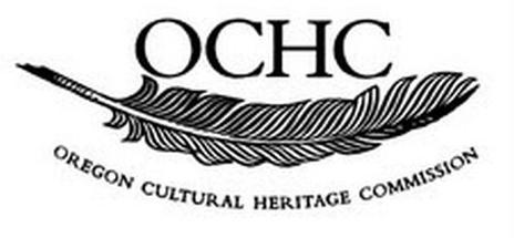 Oregon Cultural Heritage Commission logo